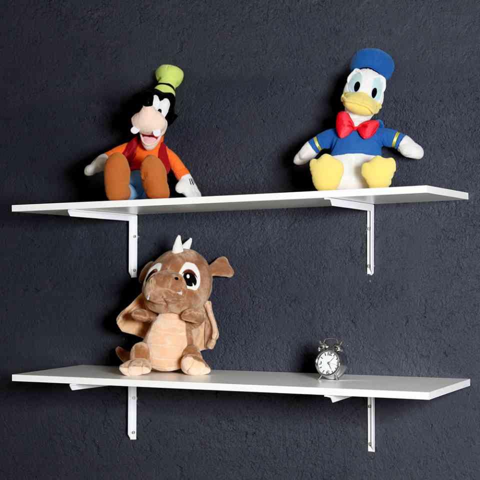 Linha master aplicada em quarto infantil.